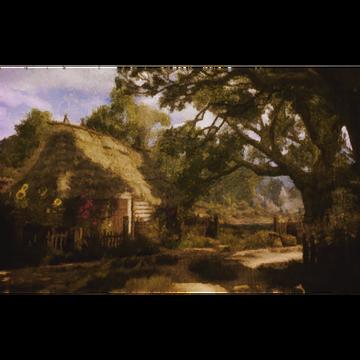 Herbalist's Hut (painting)
