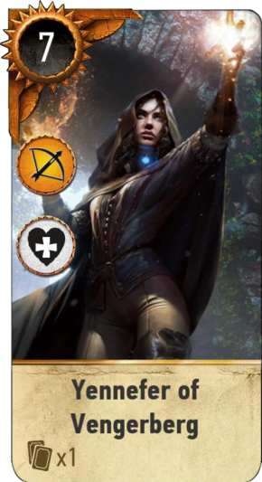 Tw3 gwent card face Yennefer of Vengerberg.png
