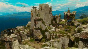 Mont Crane Castle