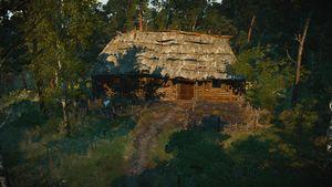 Pellar's hut