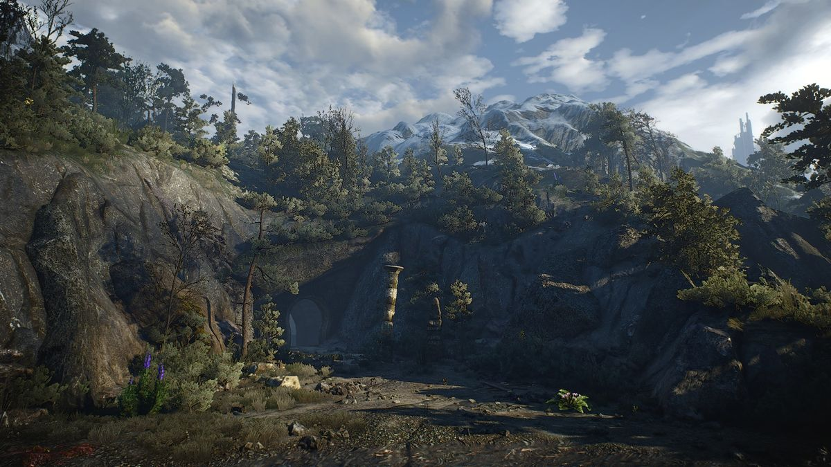 The Pali Gap Coast The Official Witcher Wiki