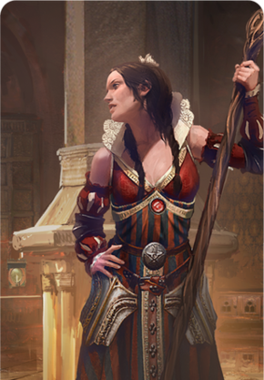Tw3 cardart northernrealms philippa.png