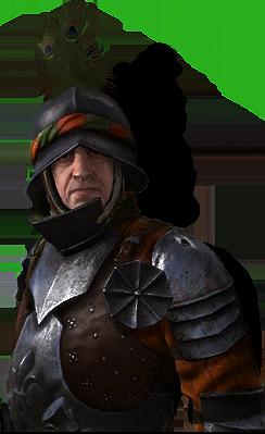Il Conte Etcheverry in The Witcher 2