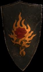 Scudo d'acciaio dell'Ordine