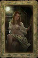carta sexy di Vesna