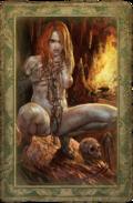 Abigail, una sacerdotessa di Coram Agh Tera