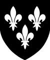 Precedente stemma - durante il regno di Goidemar