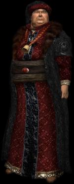 the innkeeper at the New Narakort