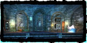 Cripta di Agnes di Glanville