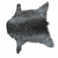 Decorative fur wall hanging.png