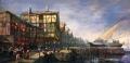 Tw3 concept art Novigrad Seaport.jpg