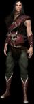 Yaevinn, capo degli Scoia'tael