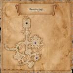 Circoli nella cripta di Raven