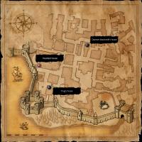 Mappa della missione