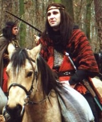 Jacek Radziński è Errdil in The Hexer.
