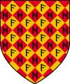 Stemma di Reynart de Bois-Fresnes