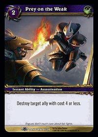 Prey on the Weak TCG Card.jpg