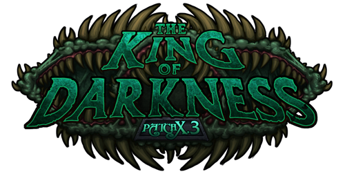 Patch X.3 - The King of Darkness