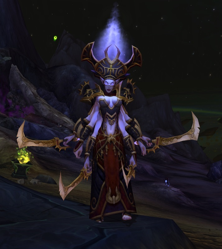 Matron Mother Malevolence - Wowpedia - Your wiki guide to