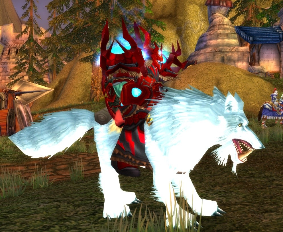 Horn of the Arctic Wolf - Wowpedia - Your wiki guide to the