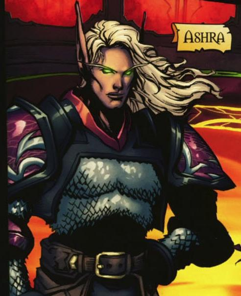 Ashra Valandril - Wowpedia - Your wiki guide to the World of