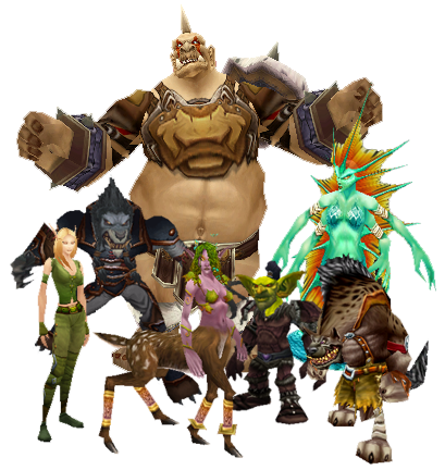 Humanoid - Wowpedia - Your wiki guide to the World of Warcraft