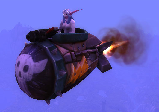 Depleted Kyparium Rocket Wowpedia Your Wiki Guide To