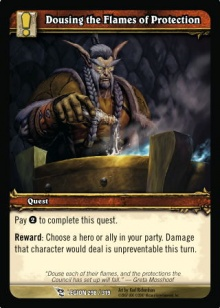 Dousing the Flames of Protection TCG Card.jpg