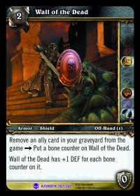 Wall of the Dead TCG card.jpg