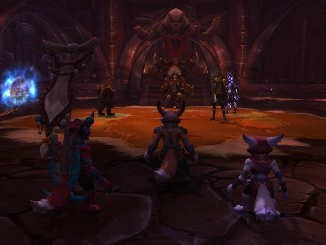 Warcraft The Beginning Grommash