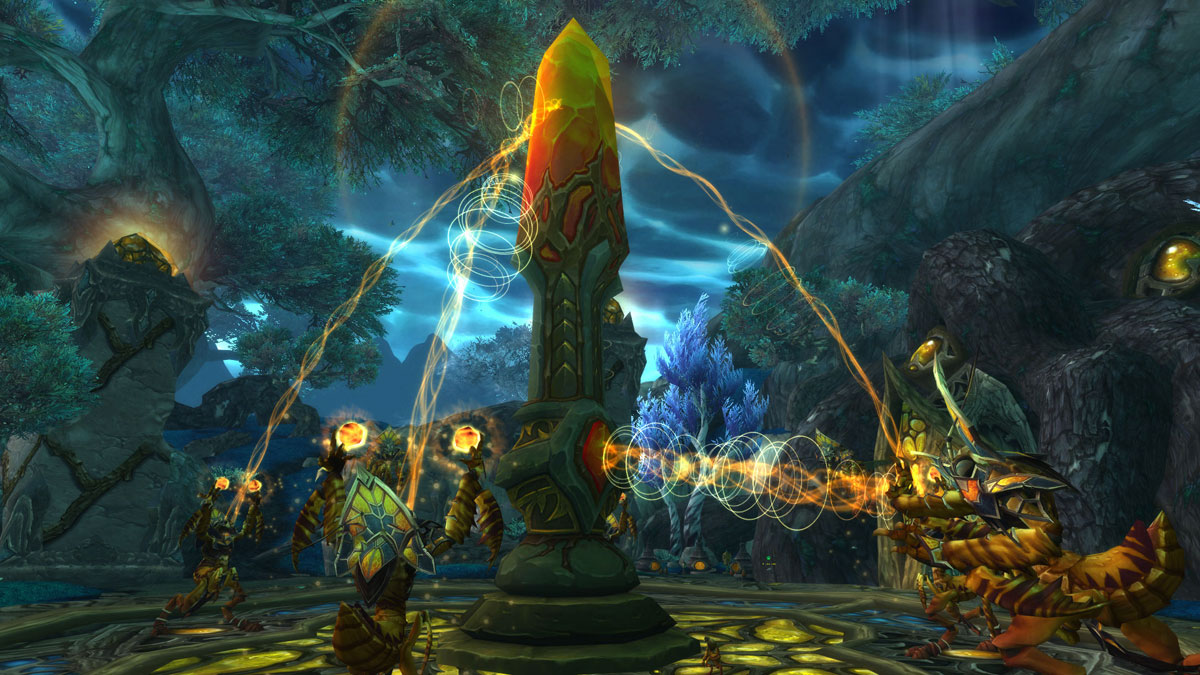 Klaxxi - Wowpedia - Your wiki guide to the World of Warcraft
