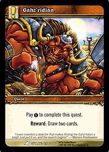 Gahz'ridian TCG Card.jpg