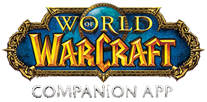 WoW Companion App logo