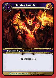 Flaming Assault TCG card.jpg