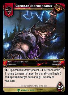 Grennan Stormspeaker TCG card.jpg