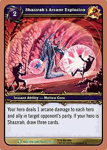 Shazzrah's Arcane Explosion TCG card.jpg