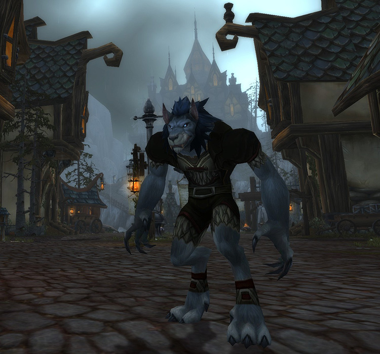 How to roleplay a worgen - Wowpedia - Your wiki guide to the