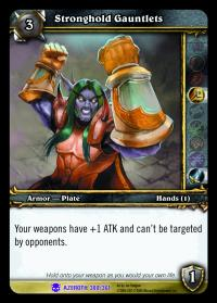 Stronghold Gauntlets TCG card.jpg