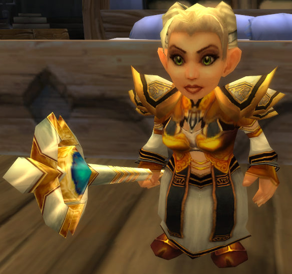 World of Warcraft Chromie