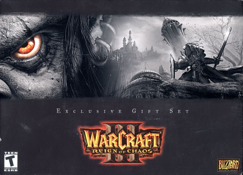 Warcraft Iii Reign Of Chaos Exclusive Gift Set Wowpedia Your