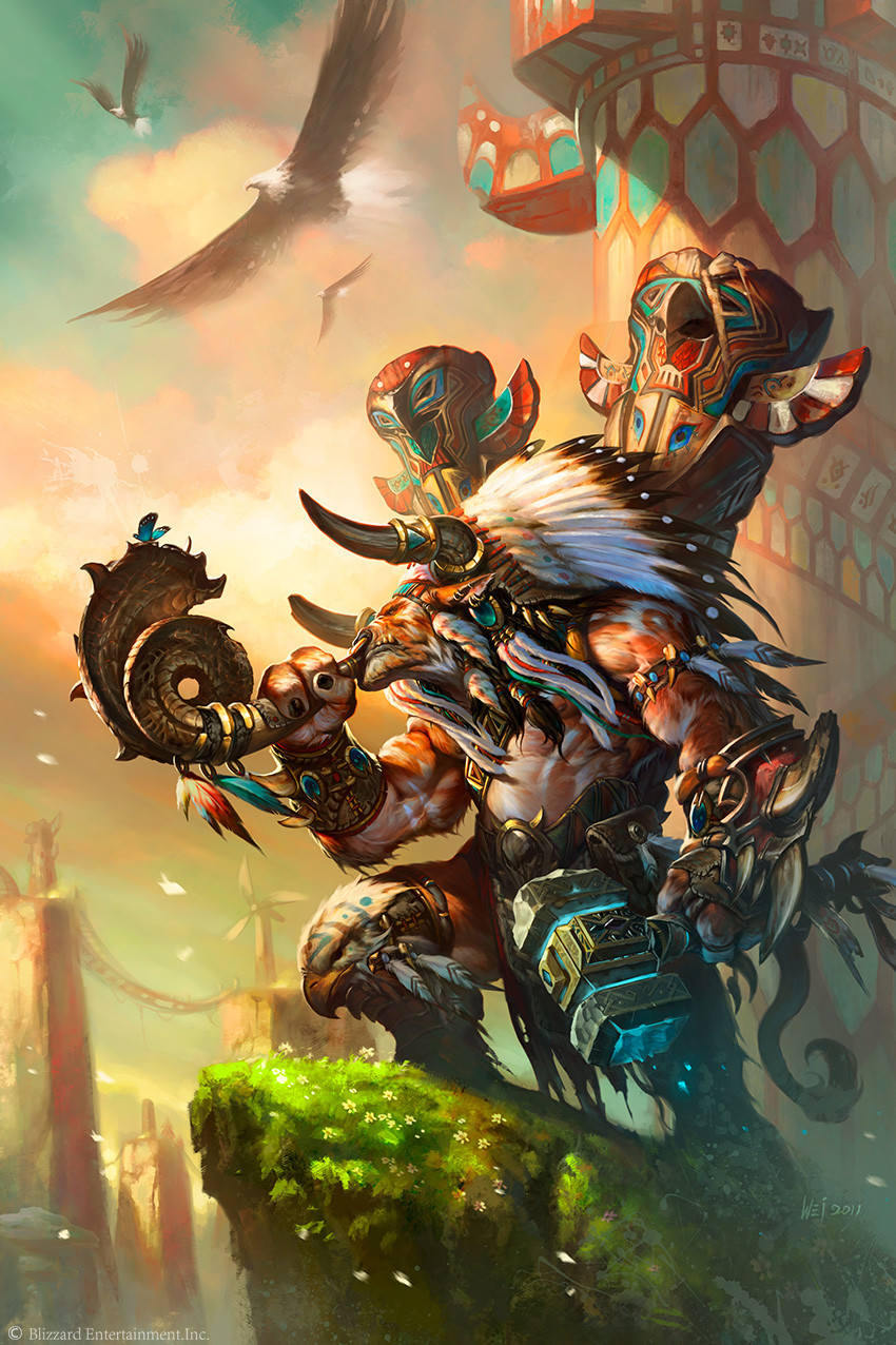 Baine Bloodhoof Wowpedia Your Wiki Guide To The World Of