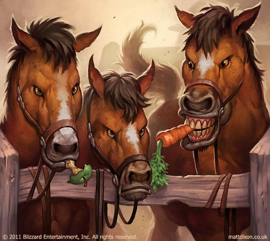 Horse - Wowpedia - Your wiki guide to the World of Warcraft
