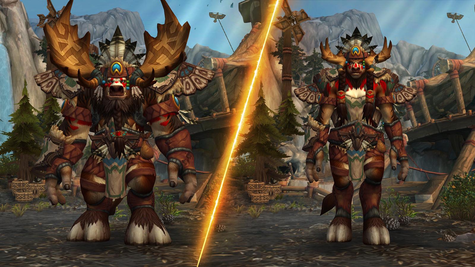 Best Heritage Armor General Discussion World Of Warcraft Forums Tauren heritage armor set questline видео tauren heritage armor questline канала wowhead. best heritage armor general
