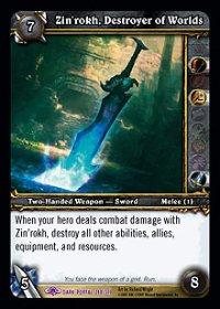 Zin'rokh Destroyer of Worlds TCG Card.jpg
