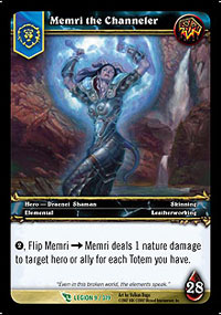 Memri the Channeler TCG Card.jpg
