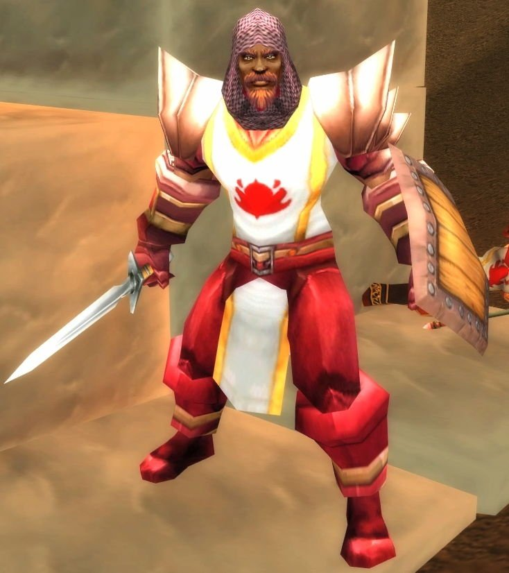 Scarlet Knight - Wowpedia - Your wiki guide to the World.