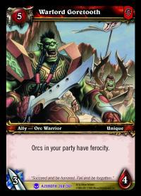 Warlord Goretooth TCG Card.jpg