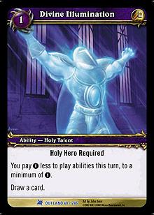 Divine Illumination TCG Card.jpg
