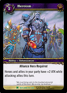 Heroism (Fires of Outland) - Wowpedia - Your wiki guide to