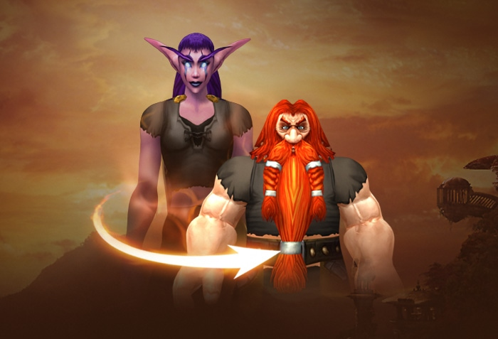 Race Change - Wowpedia - Your wiki guide to the World of